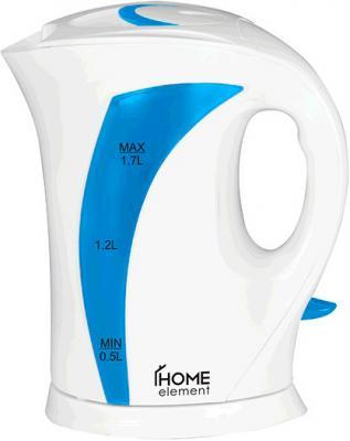 Электрочайник Home Element HE-KT102 (White-Blue) - общий вид