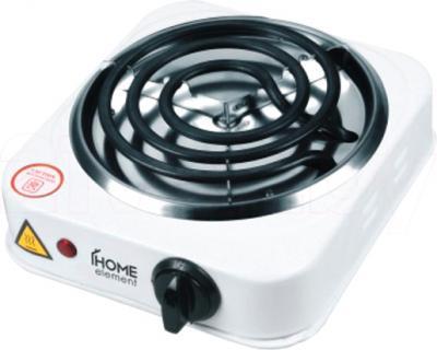 Электрическая настольная плита Home Element HE-HP703 (белый) - общий вид
