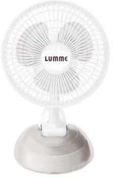 Вентилятор Lumme LU-109 (белый) - общий вид