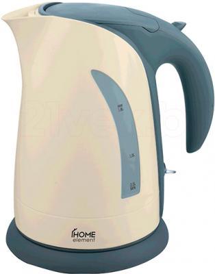 Электрочайник Home Element HE-KT110 (бежевый) - общий вид