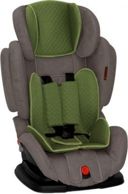 Автокресло Lorelli Magic+SPS Premium (Beige-Green) - общий вид