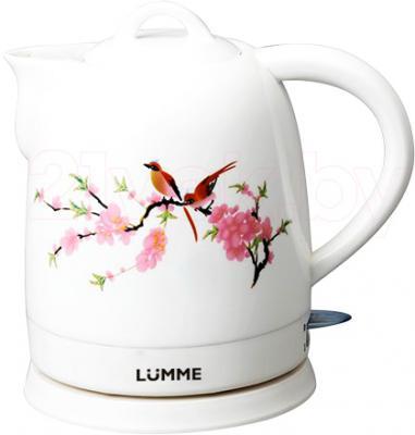 Электрочайник Lumme LU-205 (Bloom) - общий вид