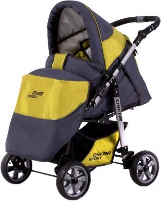 Детская прогулочная коляска Adbor Oskar Sport (55) - общий вид