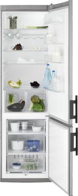 Холодильник с морозильником Electrolux EN4000ADX - в открытом виде