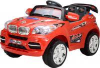 Детский автомобиль Sundays BMW X5 A061 (Красный) -