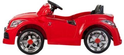 Детский автомобиль Sundays Audi B28A (Красный) - вид сбоку