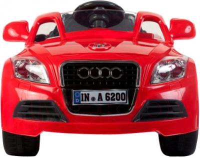 Детский автомобиль Sundays Audi B28A (Красный) - вид спереди