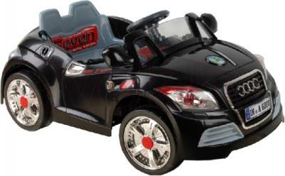 Детский автомобиль Sundays Audi B28A (Черный) - общий вид