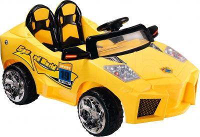 Детский автомобиль Sundays Lamborghini 5018A (Желтый) - общий вид