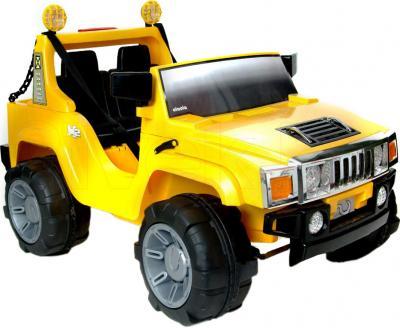 Детский автомобиль Sundays Hummer A26 (Желтый) - общий вид