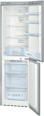 Холодильник с морозильником Bosch KGN39NL10R - в открытом виде