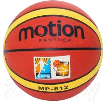 Баскетбольный мяч Motion Partner MP812 (размер 7)