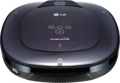 Робот-пылесос LG VR6270LVMB - общий вид