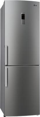 Холодильник с морозильником LG GA-B489YMCZ - общий вид