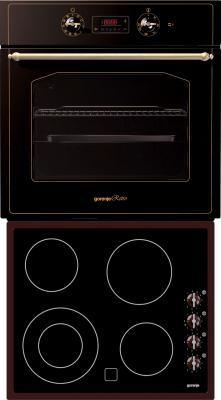 Зависимый комплект Gorenje BO5333RBR + EC630RBR - общий вид комплекта