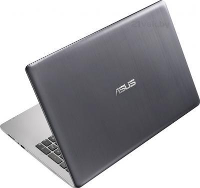 Ноутбук Asus K551LN-XX009H - вид сзади