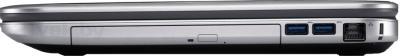 Ноутбук Dell Inspiron 15R 5537 (5537-6973) - вид сбоку