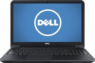 Ноутбук Dell Inspiron 3521 (3521-7383) - фронтальный вид