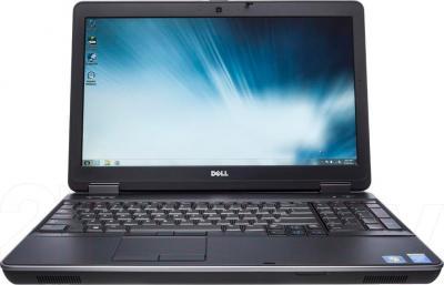 Ноутбук Dell Latitude E6440 (CA020LE64408RUS) - фронтальный вид