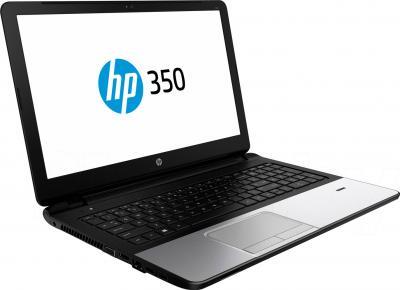 Ноутбук HP 350 (F7Y63EA) - общий вид