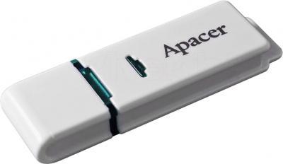Usb flash накопитель Apacer Handy Steno AH223 8Gb (AP8GAH223W-1) - общий вид