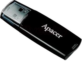 Usb flash накопитель Apacer Handy Steno АH322 32GB (AP32GAH322B-1) - общий вид
