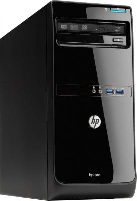Системный блок HP Pro 3500 (D5S09EA) - общий вид