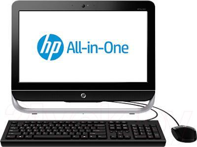 Моноблок HP Pro All-in-One 3520 (D1V72EA) - вид спереди