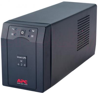 ИБП APC Smart-UPS SC 620VA (SC620I) - общий вид