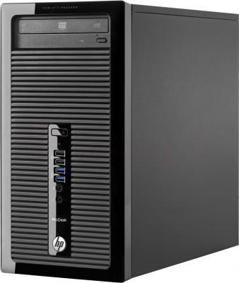 Системный блок HP ProDesk 400 (D5T98EA) - общий вид