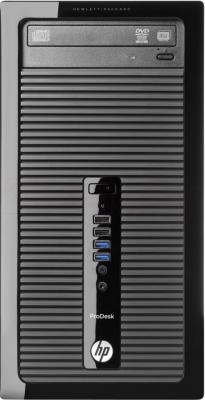 Системный блок HP ProDesk 405 (D5S24EA) - вид спереди