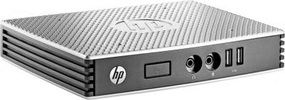 Нулевой клиент HP t410 (H2W23AA) - общий вид