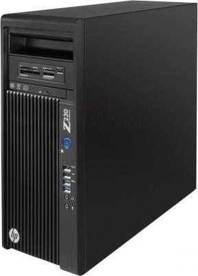 Системный блок HP Z230 (WM584EA) - общий вид