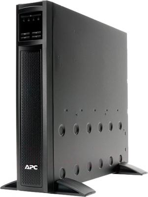ИБП APC Smart-UPS X 1000VA Rack/Tower LCD 230V (SMX1000I) - общий вид