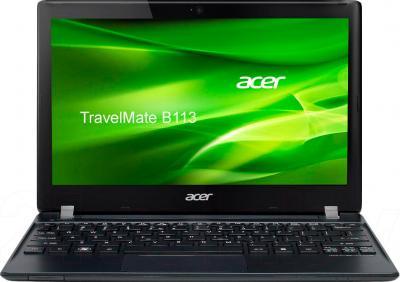 Ноутбук Acer TravelMate B113-E-10174G32akk (NX.V7PEU.012) - фронтальный вид