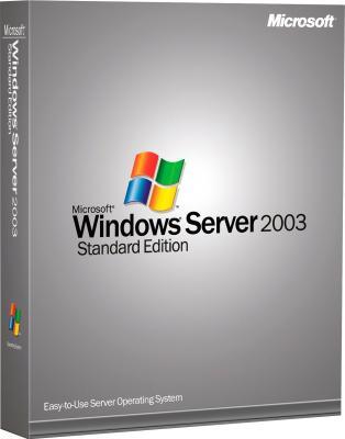 Клиентская лицензия Microsoft Windows Server 2003 CAL En 1pk (R18-00889) - общий вид