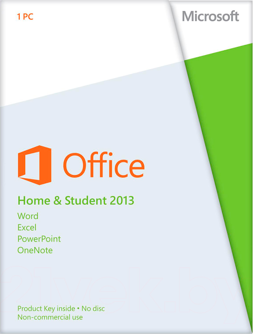 Office Home and Student 2013 32/64 Ru (79G-03738) 21vek.by 1540000.000