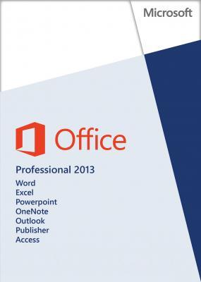 Пакет офисных программ Microsoft Office Pro 2013 32-bit/x64 Ru (269-16288) - общий вид
