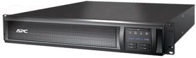 ИБП APC Smart-UPS X 1500VA Rack/Tower LCD 230V (SMX1500RMI2U) - общий вид
