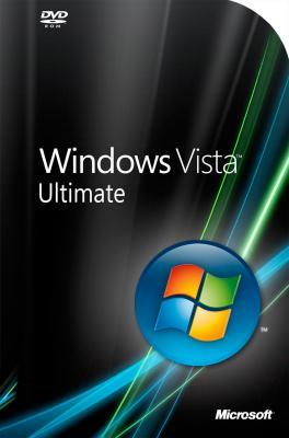 Операционная система Microsoft Windows Vista Ultimate SP1 32-bit (66R-01984) - общий вид
