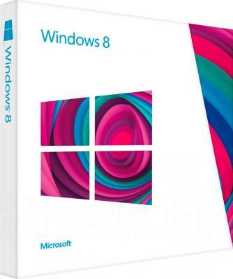Операционная система Microsoft Windows SL 8 Win32 Ru 1pk (4HR-00053) - общий вид