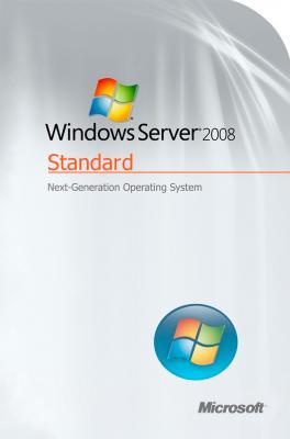 Клиентская лицензия Microsoft Windows Server Standard 2008R2 SP1 x64 Ru 5Clt (P73-06437) - общий вид