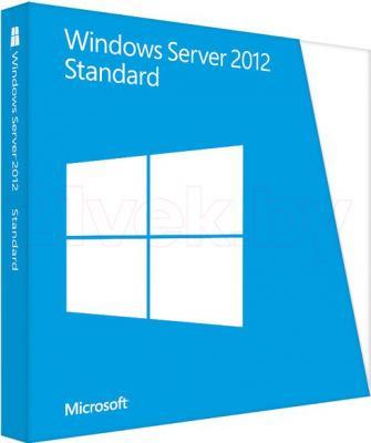 Клиентская лицензия Microsoft Windows Server Standard 2012 x64 RU (P73-05337) - общий вид