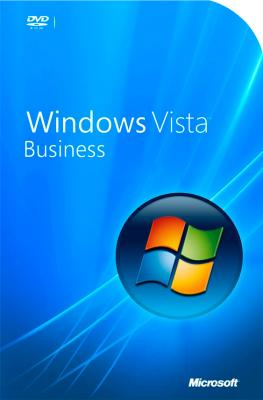 Операционная система Microsoft Windows Vista Business SP1 64-bit Rus (66J-05675) - общий вид