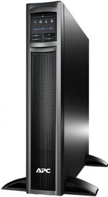 ИБП APC Smart-UPS X 750VA Rack/Tower LCD 230V (SMX750I) - общий вид