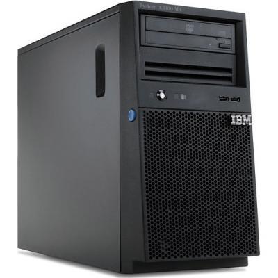 Сервер IBM System x3100 M4 (2582K9G)
