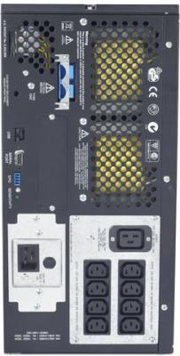 ИБП APC Smart-UPS XL 3000VA 230V (SUA3000XLI) - вид сзади