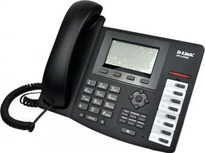 IP-телефония D-Link DPH-400SE/E/F3 - общий вид