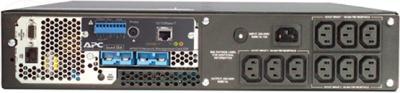 ИБП APC Smart-UPS XL Modular 1500VA (SUM1500RMXLI2U) - вид сзади