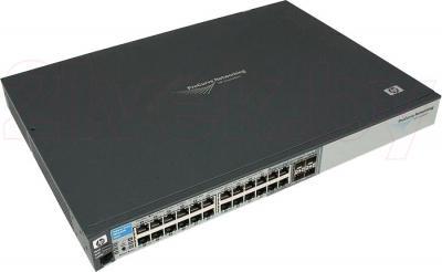 Коммутатор HP E2810-24G (J9021A) - общий вид
